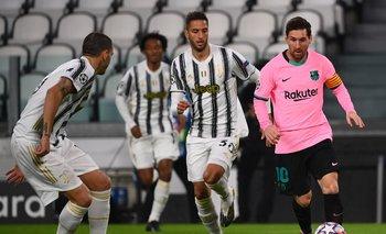 Bentancur a la caza de Messi