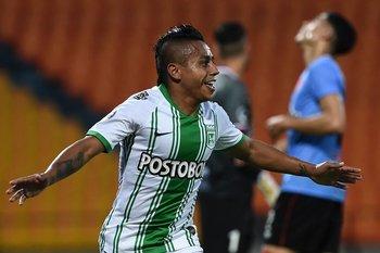 Vladimir Hernández, el hombre gol