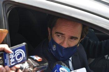 La visión de penalistas: ¿correspondía investigar a Cardoso por las llamadas?
