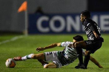 Álvaro Fernández y Fabián Ángel