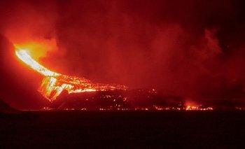 El volcán entró en erupción el 19 de setiembre pasado