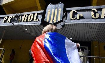 El VII Congreso del Frente Ampliodebate este fin de semana en varias sedes, una es el Palacio Peñarol.