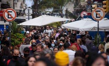 Los montevideanos salieron a recorrer la ciudad este sábado en el marco del Día del Patrimonio 2021