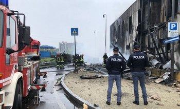 En el accidente murieron ocho personas.