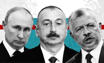 El presidente ruso Vladimir Putin, el presidente de Azerbaiyán, Ilham Aliyev y el rey de Jordania, Abdalá II bin Al Hussein son algunos de los que figuran en los Pandora Papers.
