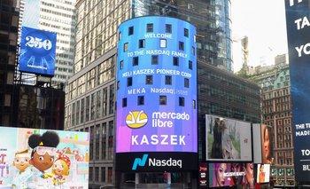 MELI Kaszek Pioneer Corp (MEKA) es la empresa creada Mercado Libre y el fondo de inversiones Kaszek Ventures