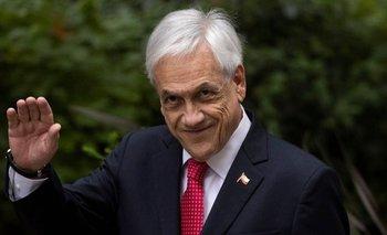 El nombre del presidente de Chile, Sebastián Piñera, ha aparecido en la filtración de los llamados Pandora Papers
