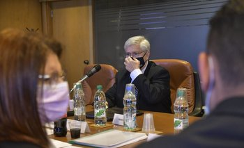Tabaré Viera en la comisión investigadora sobre el Ministerio de Turismo