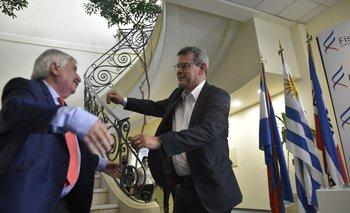Jorge Díaz deja la Fiscalía de Corte después de casi 10 años