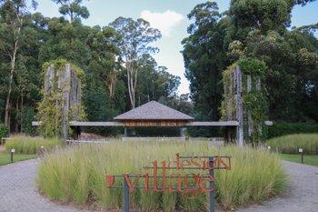 Design Village, elbarrio privado boutique ubicado dentro del complejo de Solanas en Punta del Este.