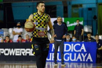 Mauro Zubiaurre, 6 puntos y 5 asistencias