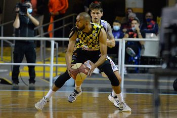 Christian Pereira, 15 puntos y 7 rebotes