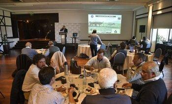 La mayoría de las firmas operaron desde el Club de Golf del Uruguay.