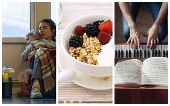 Serie, comida y música, en la edición de Picnic de hoy