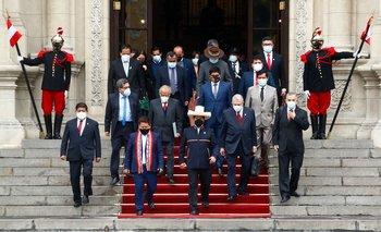 Foto de archivo. El primer ministro presentó la renuncia y expuso que Castillo se la pidió