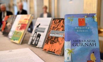 El premio nobel de literatura fue para un tanzano