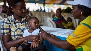 La malaria afecta principalmente a bebés y niños