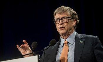 Por primera vez desde 1991 Gates ocupa el cuarto lugar en la lista de multimillonarios, con una fortuna de US$134.000 millones.