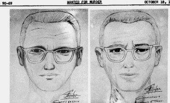 "Identikit del asesino del Zodiaco, original del 18 de octubre de 1969. ""Buscado por asesinato"""
