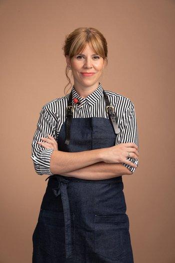 Ximena Torres, cocinera, sommelier y jurado de Masterchef