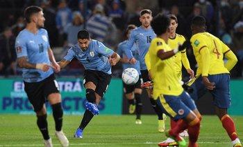 Uruguay, que enfrentó a Colombia el jueves, juega contra Argentina este domingo a la hora 20