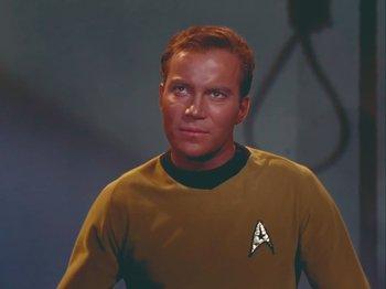William Shatner en Star Trek