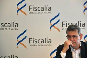 Jorge Díaz renunció el martes a la Fiscalía de Corte