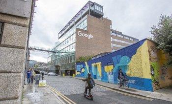 Oficina de Google en Dublín