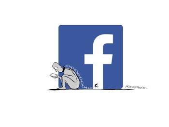 Facebook en el medio de la polémica
