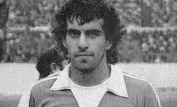 José Luis Sosa defendiendo a Nacional