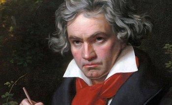 Beethoven murió sin terminar la décima sinfonía