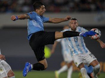Luis Suárez sigue siendo el más peligroso en ofensiva en la celeste
