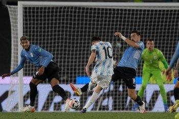 Lionel Messi guió a Argentina a otro triunfo