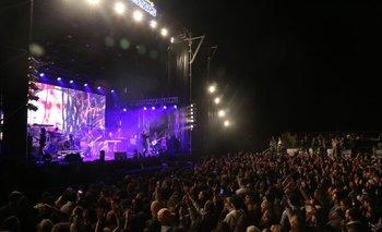Foto del público durante el show de Maria Becerra