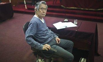 Fujimori fue condenado a 25 años de cárcel.