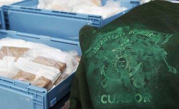 Washington acaba de incluir a Ecuador en su lista de países con mayor tráfico o producción de drogas.