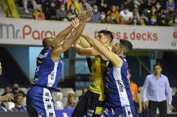 Demian Álvarez, el MVP del torneo