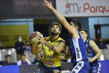 Miguel Barriola, 23 puntos y 9 rebotes en la final