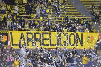 Larre Borges vuelve a ser de la Liga