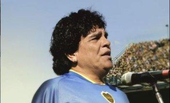 La serie de Maradona se estrena el 29 de octubre