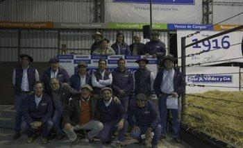 La venta se hizo en Tacuarembó.