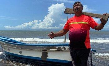 Buena parte de la población de Puntarenas en Costa Rica depende de la pesca para subsistir
