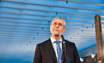 Jorge Ferraresi, ministro de Desarrollo Territorial y Hábitat de Argentina