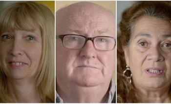 """Marion, Tommy y Chirstine aparecen en el documental de la BBC Dementia & Us (""""La demencia y nosotros"""")"""