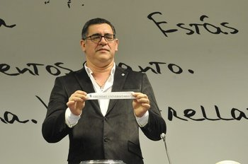 Sergio Benítez, gerente de la FUBB