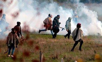 Los enfrentamientos entre los mapuches y la policía chilena han aumentado en los últimos años