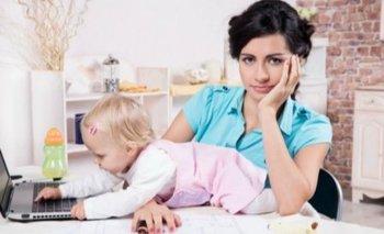 El embarazo y el teletrabajo