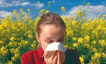 La rinitis es la enfermedad alérgica más frecuente