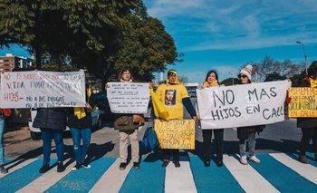 Gabriela Jost, de Madres del Cerro, le presentó la idea a Nibia Reisch