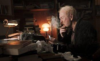 Michael Caine en Best Sellers, su última película